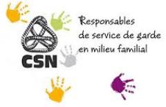 Syndicat des responsables de service de garde en milieu familial de la Montérégie-CSN-FSSS